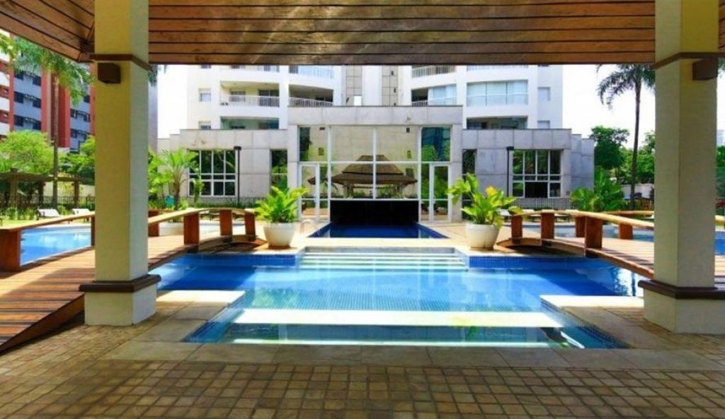 Flat de 2 dormitórios à venda em Brooklin Novo, São Paulo - SP