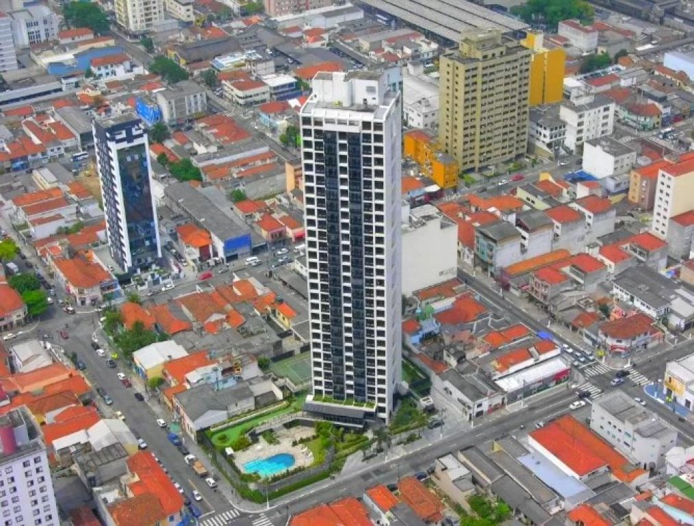 Flat de 1 dormitório em Santana, São Paulo - SP