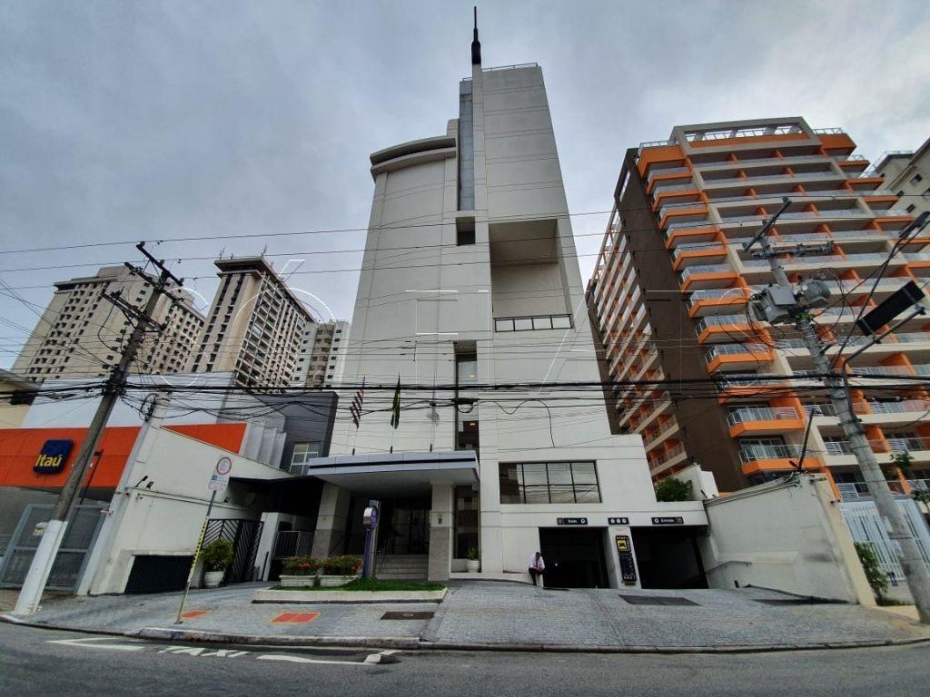 Flat de 1 dormitório à venda em Campo Belo, São Paulo - SP