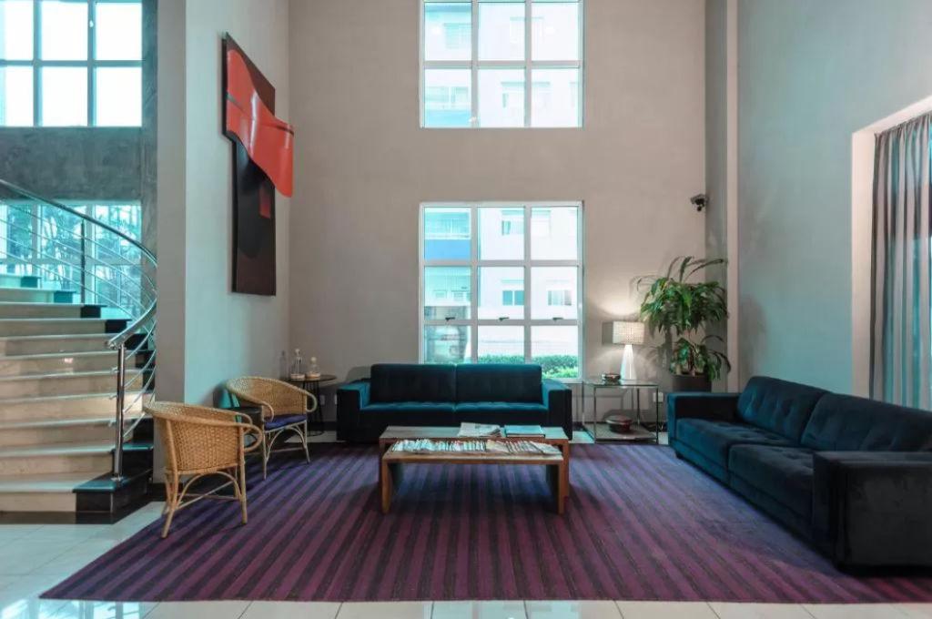 Flat de 1 dormitório em Centro, Osasco - SP