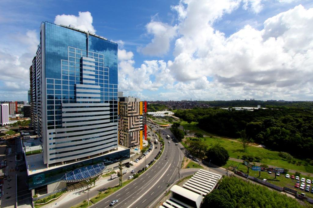 Flat de 1 dormitório à venda em Caminho Das Árvores, Salvador - BA