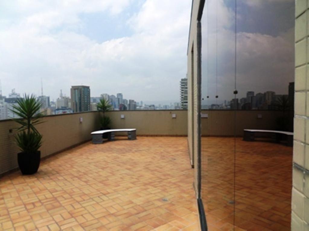 Flat de 1 dormitório em Paraíso, São Paulo - SP