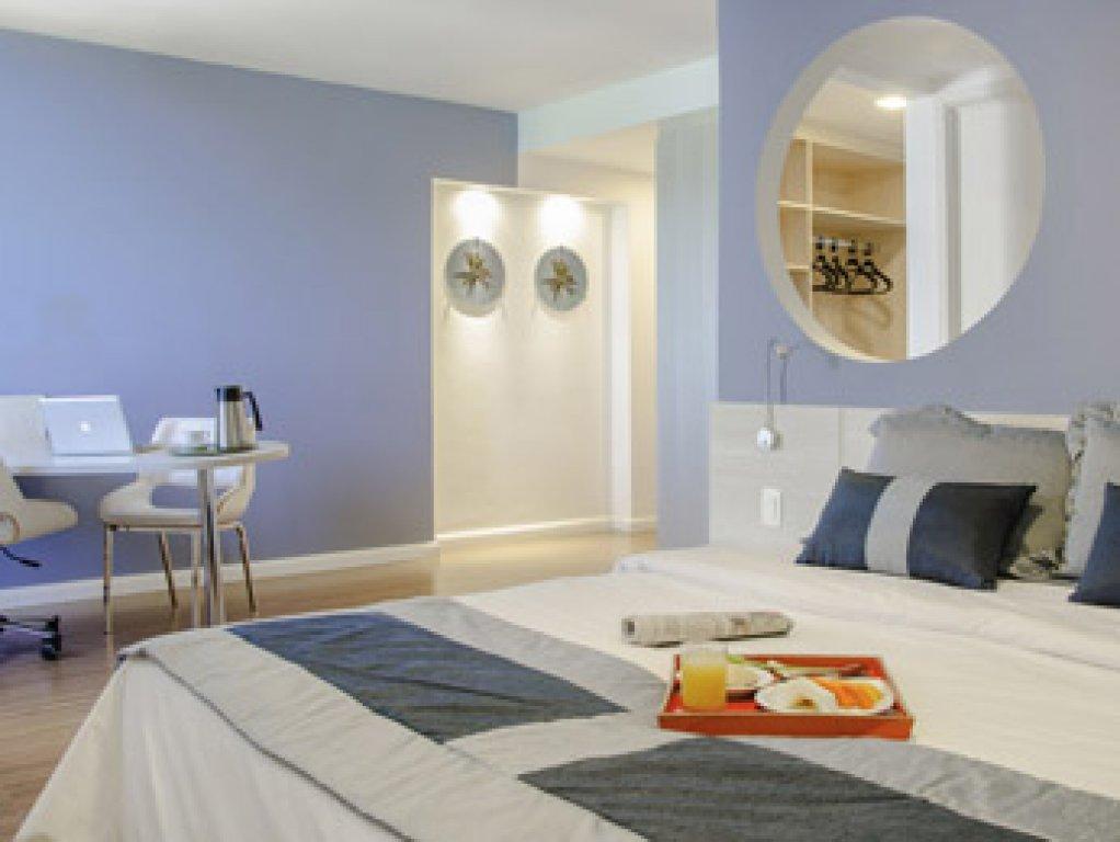 Flat de 1 dormitório em Boa Viagem, Recife - PE