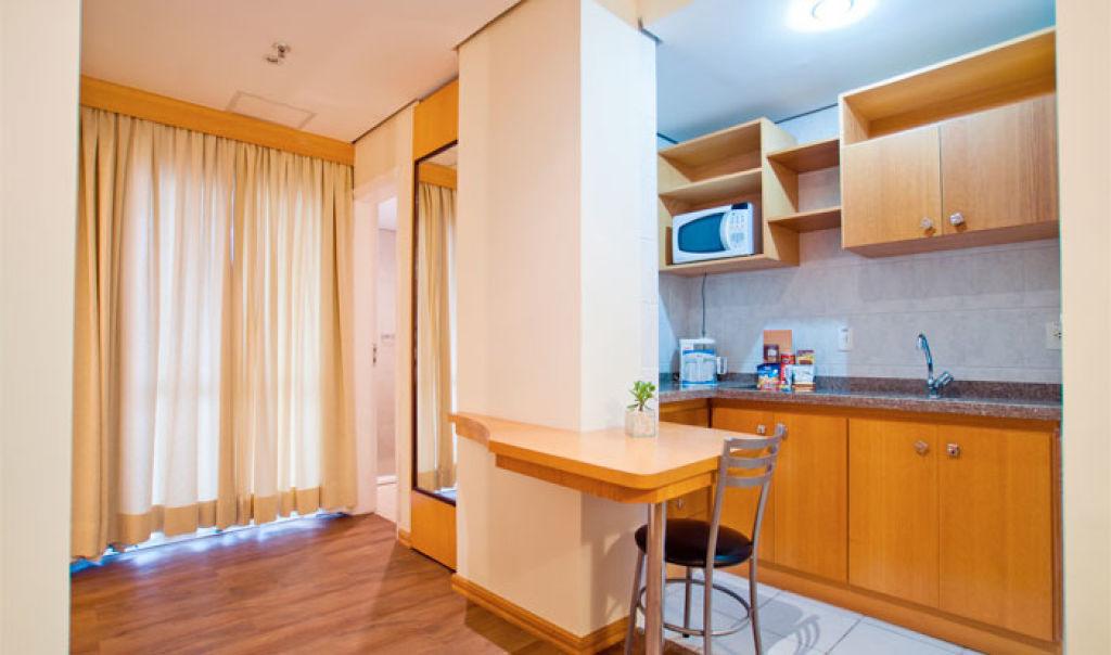 Flat de 1 dormitório à venda em Centro, Santo André - SP