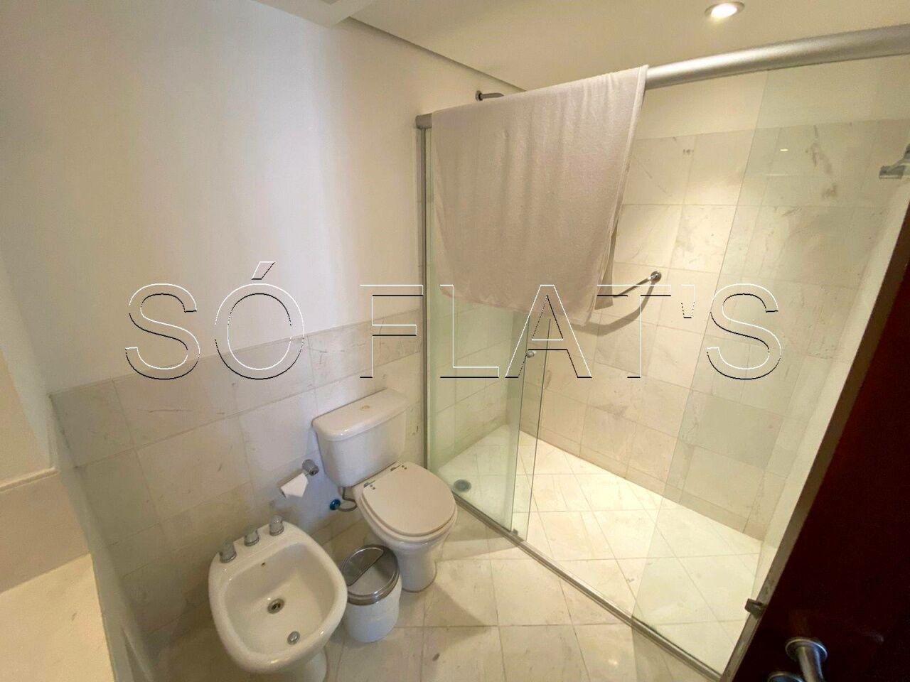 Flat de 2 dormitórios à venda em Itaim Bibi, São Paulo - SP