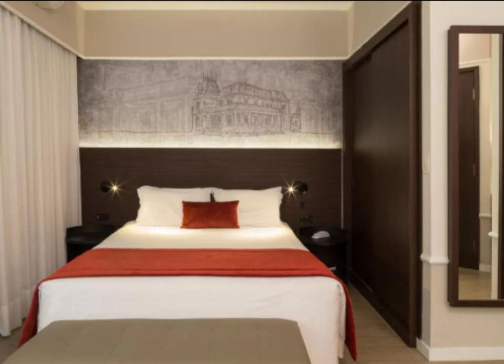 Flat de 1 dormitório à venda em Cerqueira César, São Paulo - SP