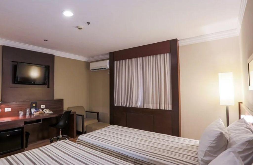 Flat de 1 dormitório à venda em Congonhas, São Paulo - SP