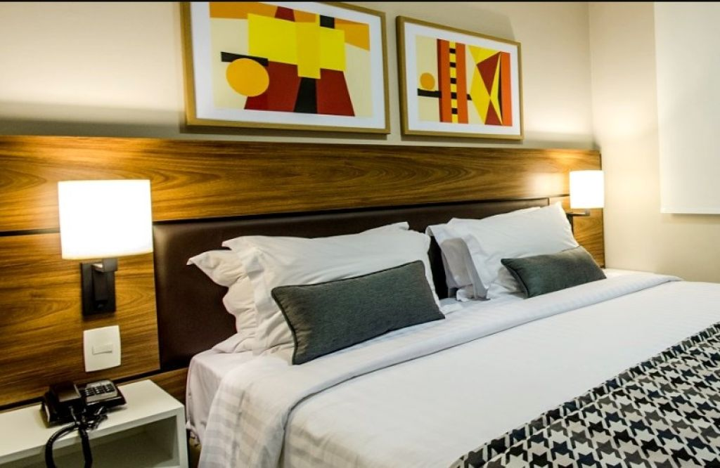 Flat de 1 dormitório em Brooklin Paulista, São Paulo - SP