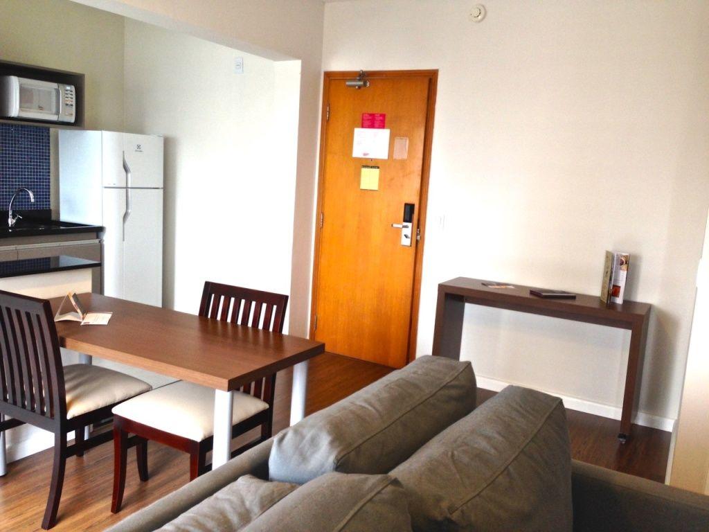Flat de 2 dormitórios à venda em Brooklin, São Paulo - SP