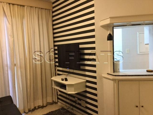 Flat de 1 dormitório em Mooca, São Paulo - SP