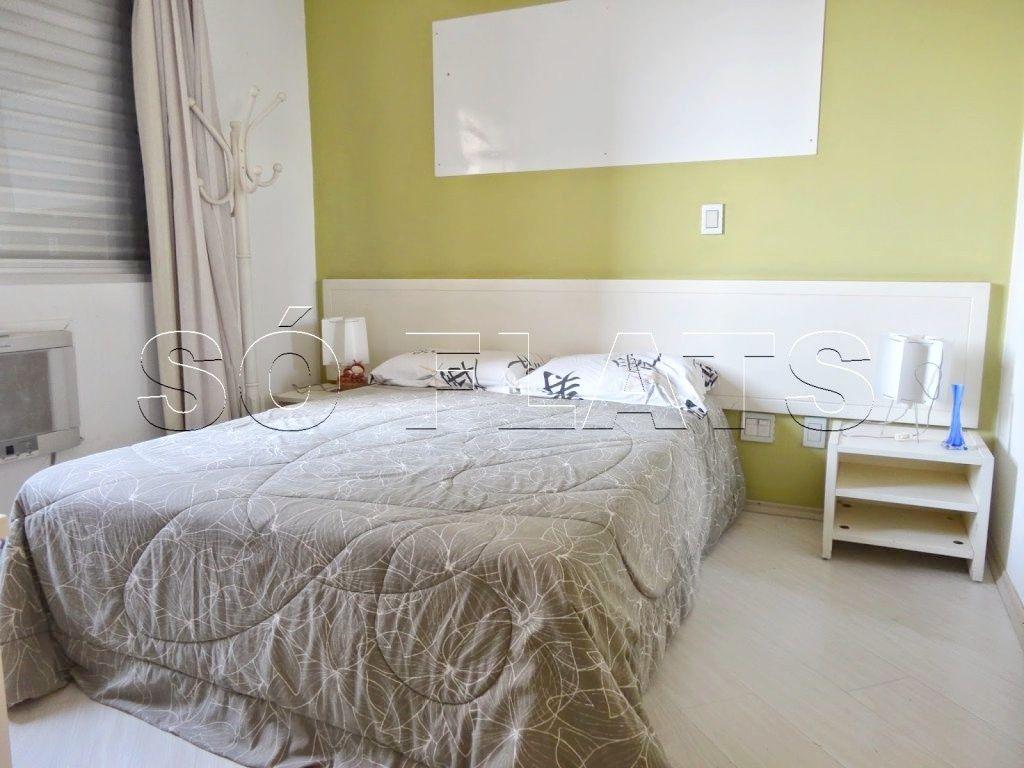 Flat de 1 dormitório em Morro Dos Ingleses, São Paulo - SP