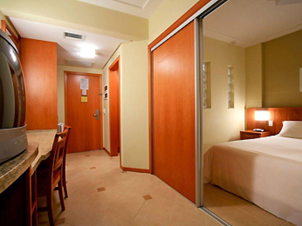 Flat de 1 dormitório à venda em Itacorubi, Florianópolis - SC