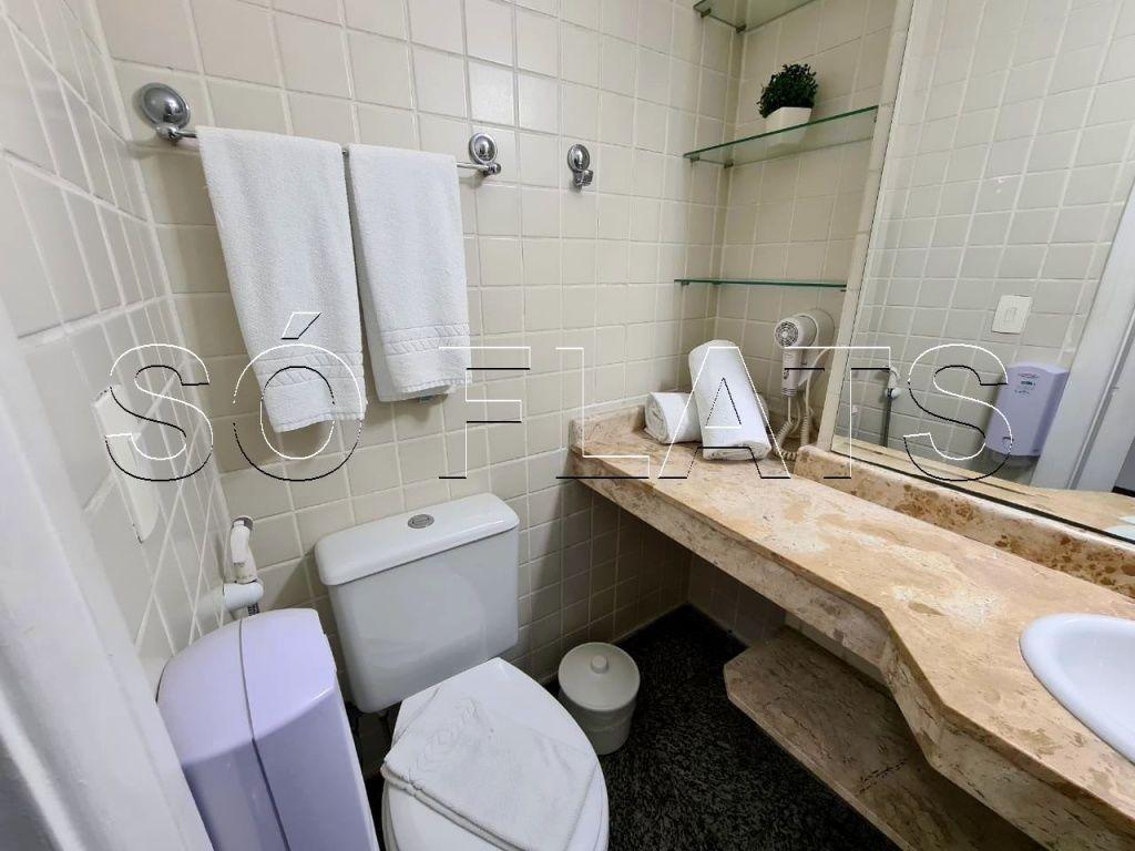 Flat de 1 dormitório à venda em Perdizes, São Paulo - SP