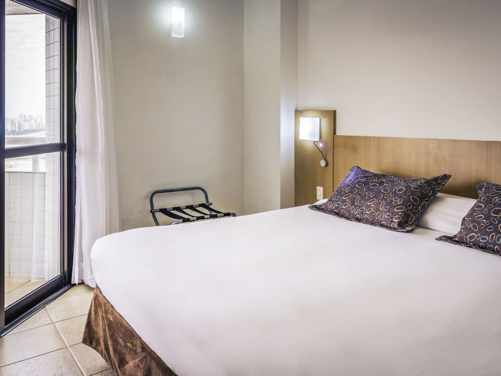 Flat de 1 dormitório à venda em Boqueirão, Santos - SP