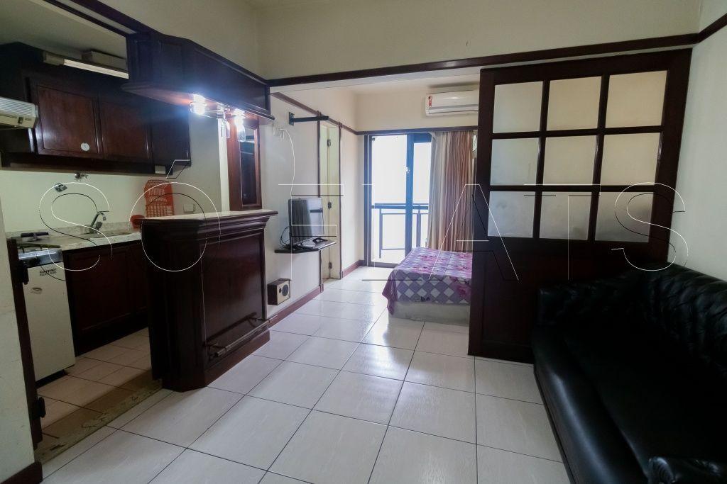 Flat de 1 dormitório à venda em Campos Elíseos, São Paulo - SP