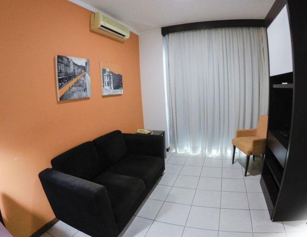 Flat de 1 dormitório em Praia Do Canto, Vitória - ES
