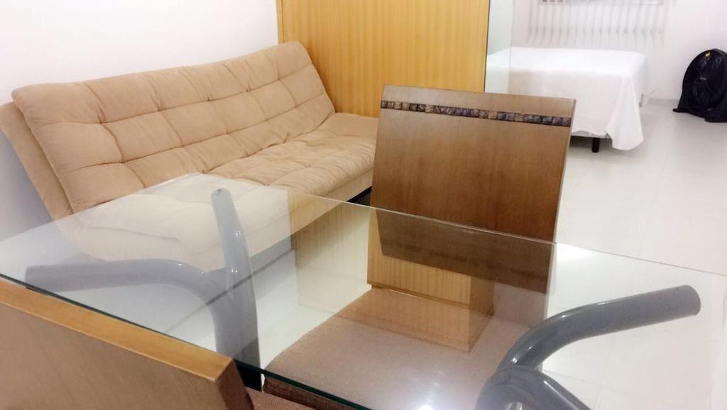 Flat de 2 dormitórios à venda em Vila Clementino, São Paulo - SP