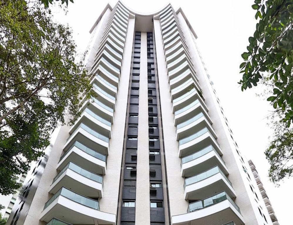 Flat de 3 dormitórios à venda em Paraíso, São Paulo - SP