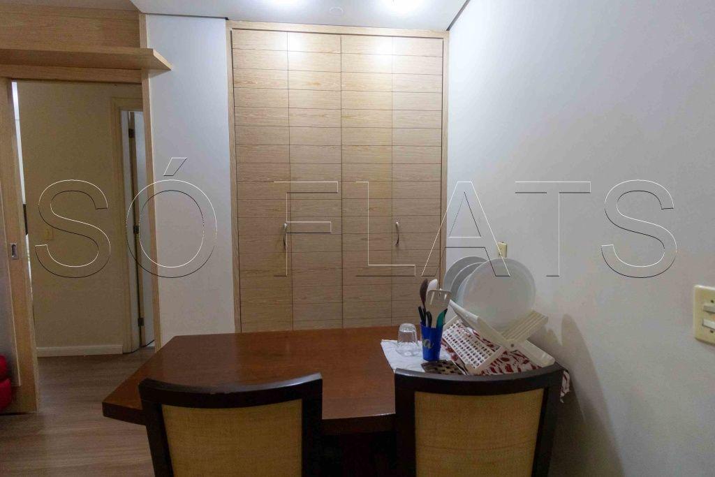 Flat de 1 dormitório em Planalto Paulista, São Paulo - SP