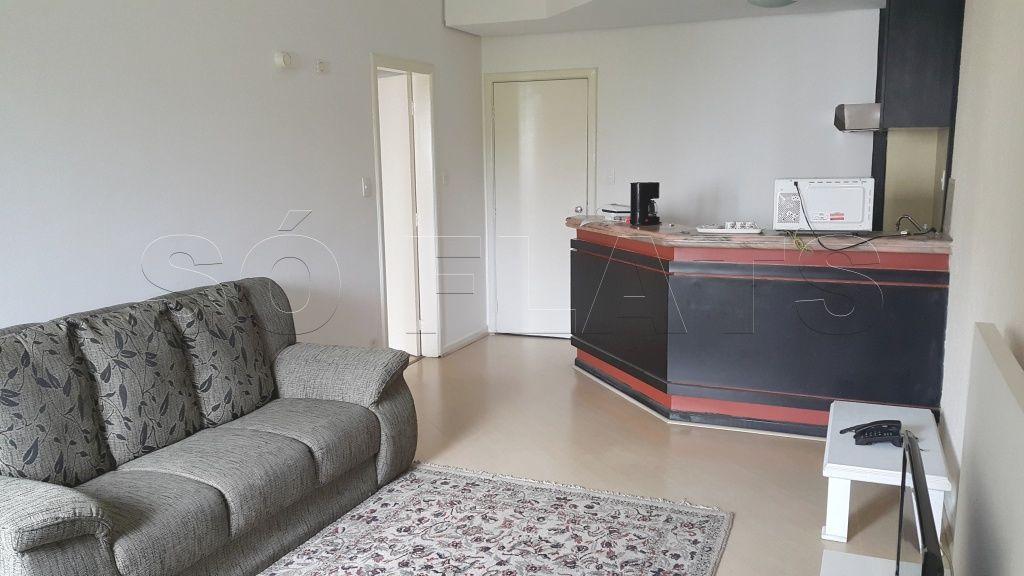 Flat de 2 dormitórios à venda em Alphaville Industrial, Barueri - SP
