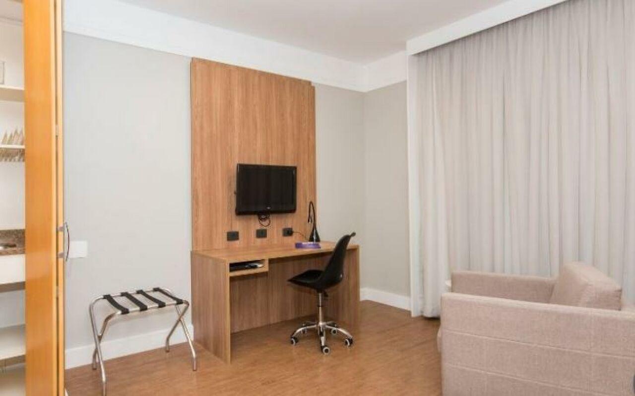 Flat de 1 dormitório em Consolação, São Paulo - SP