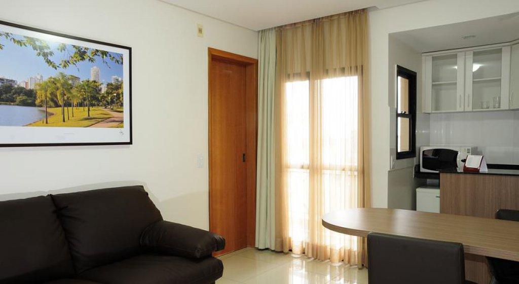 Flat de 1 dormitório em Setor Bela Vista, Goiânia - GO
