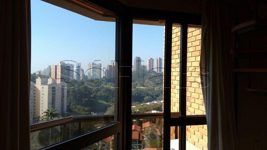 Flat de 2 dormitórios à venda em Morumbi, São Paulo - SP