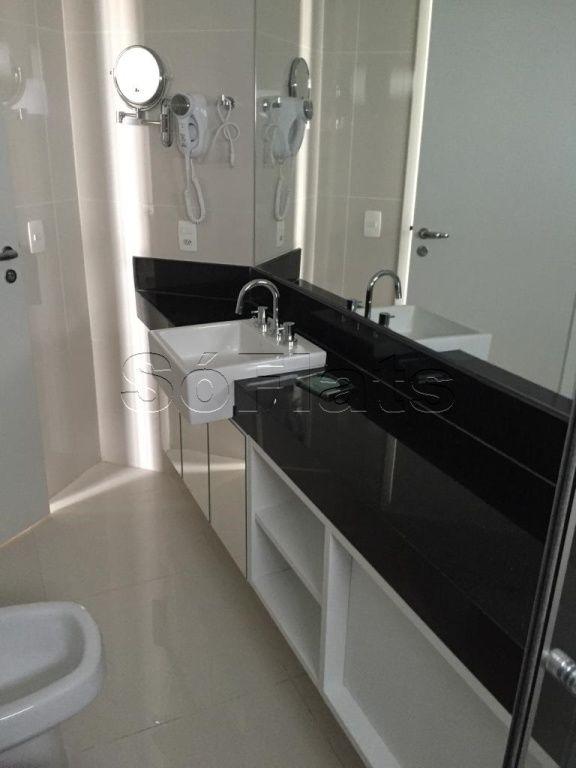 Flat de 1 dormitório em Vila Olímpia, São Paulo - SP