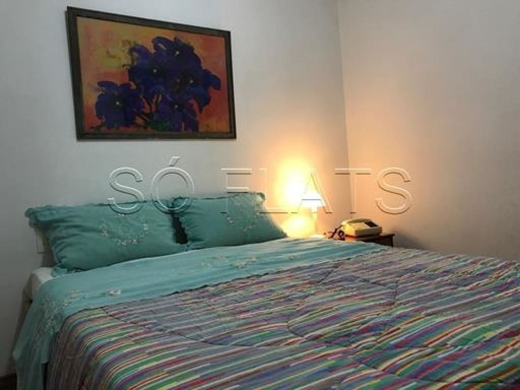 Flat de 2 dormitórios à venda em Moema, São Paulo - SP
