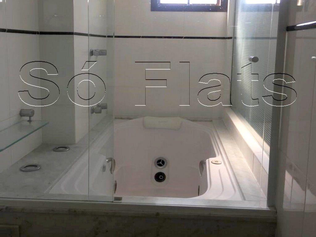 Flat para Locação - Vila Olímpia (Fora do Pool)