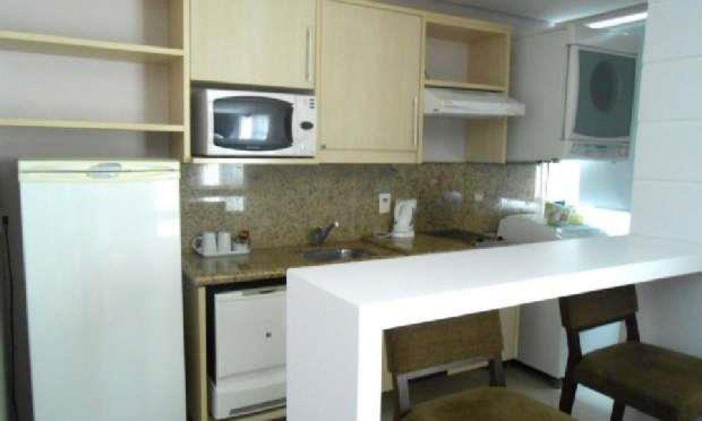 Flat de 1 dormitório em Independência, Porto Alegre - RS