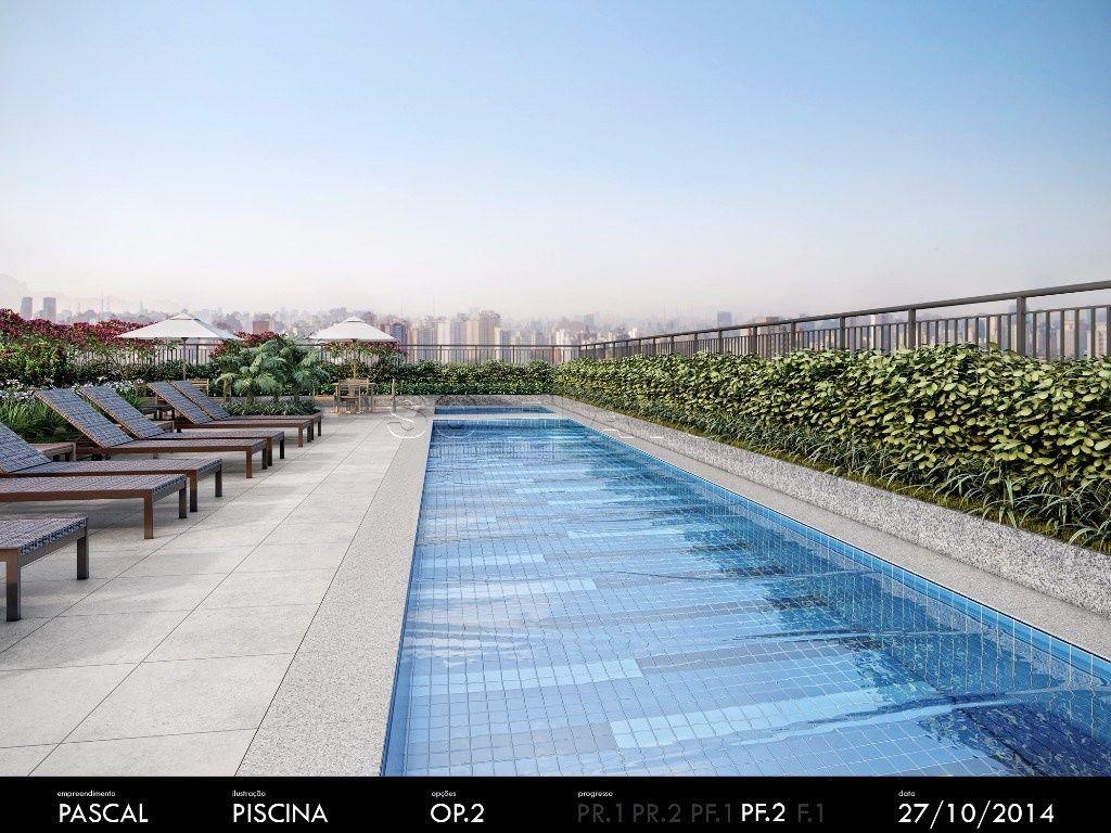 Apartamento para Venda - Campo Belo (Pool)