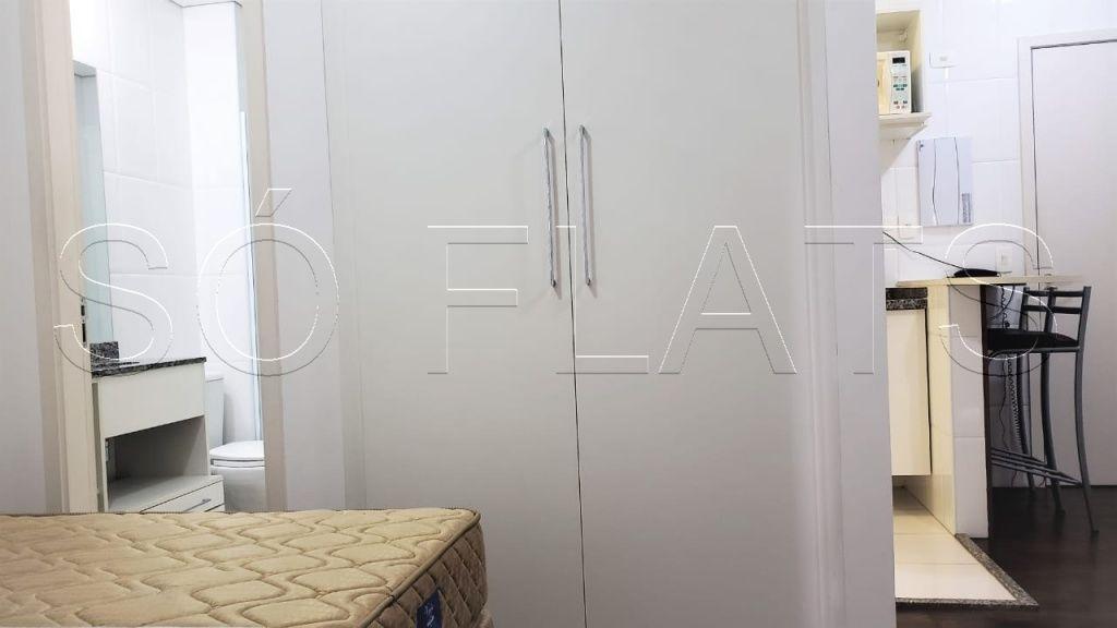 Flat para Locação - Perdizes (Fora do Pool)