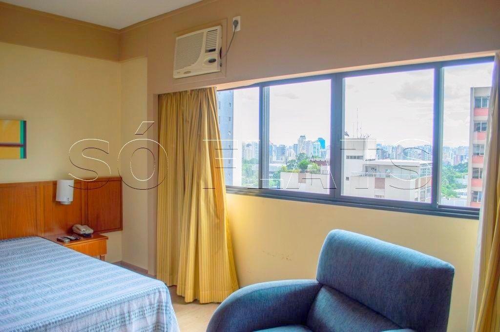 Flat de 1 dormitório à venda em Vila Mariana, São Paulo - SP