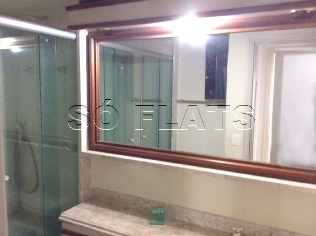Flat de 1 dormitório à venda em Cidade Monções, São Paulo - SP