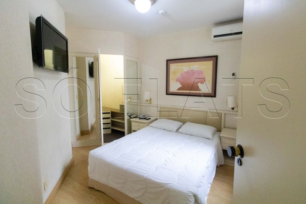 Flat de 1 dormitório à venda em Bela Vista, São Paulo - SP