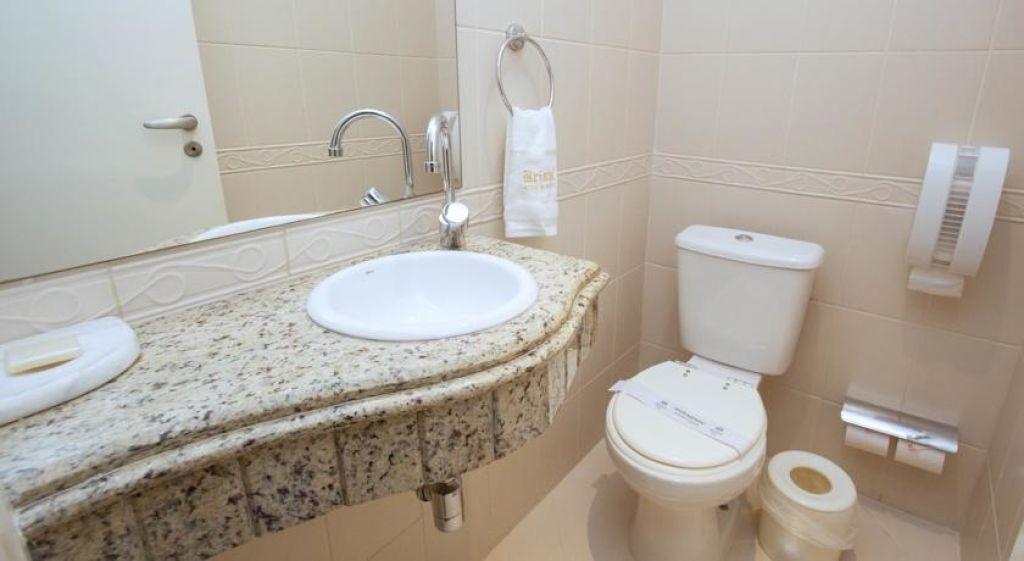 Flat de 1 dormitório à venda em Centro, Guarulhos - SP