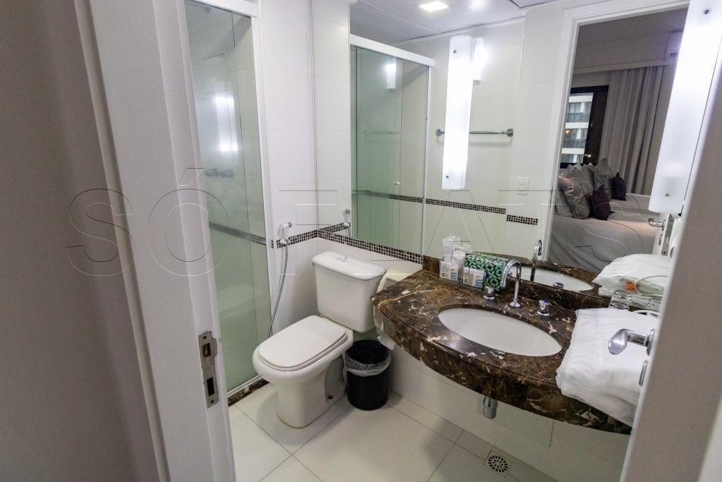 Flat de 1 dormitório à venda em Moema, São Paulo - SP