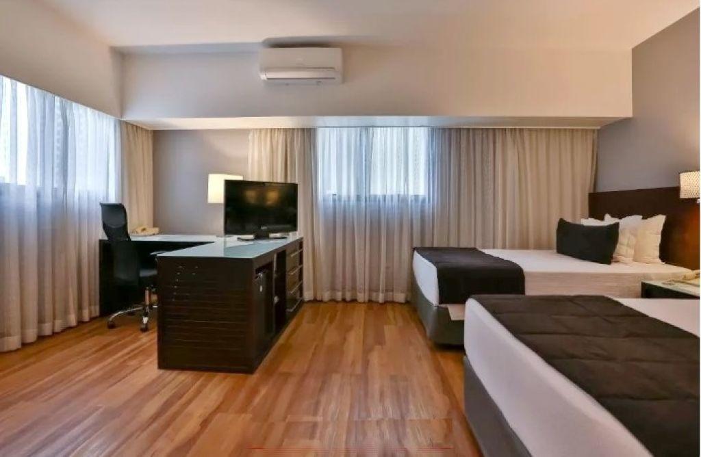 Flat de 1 dormitório à venda em Brooklin Novo, São Paulo - SP