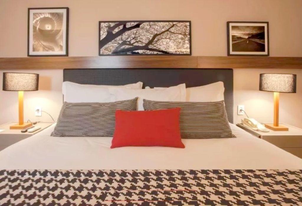 Flat de 1 dormitório em Brooklin Novo, São Paulo - SP