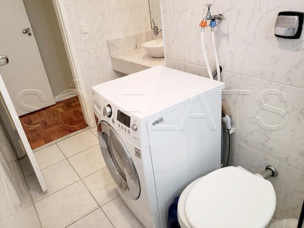 Flat de 2 dormitórios à venda em Jardim Paulista, São Paulo - SP
