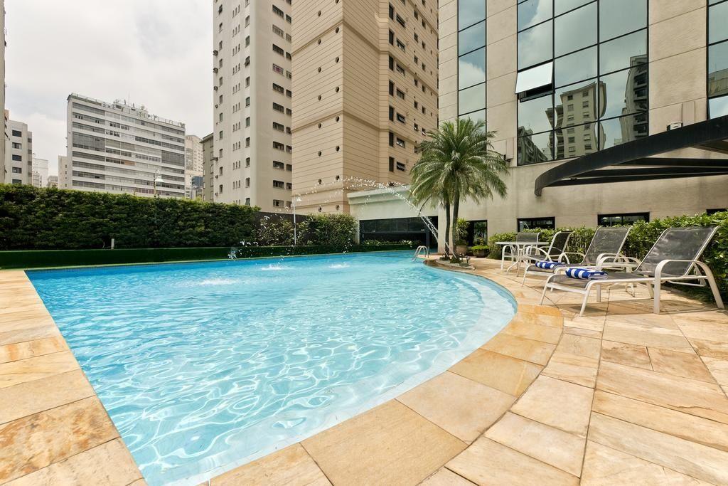 Flat de 1 dormitório em Higienópolis, São Paulo - SP
