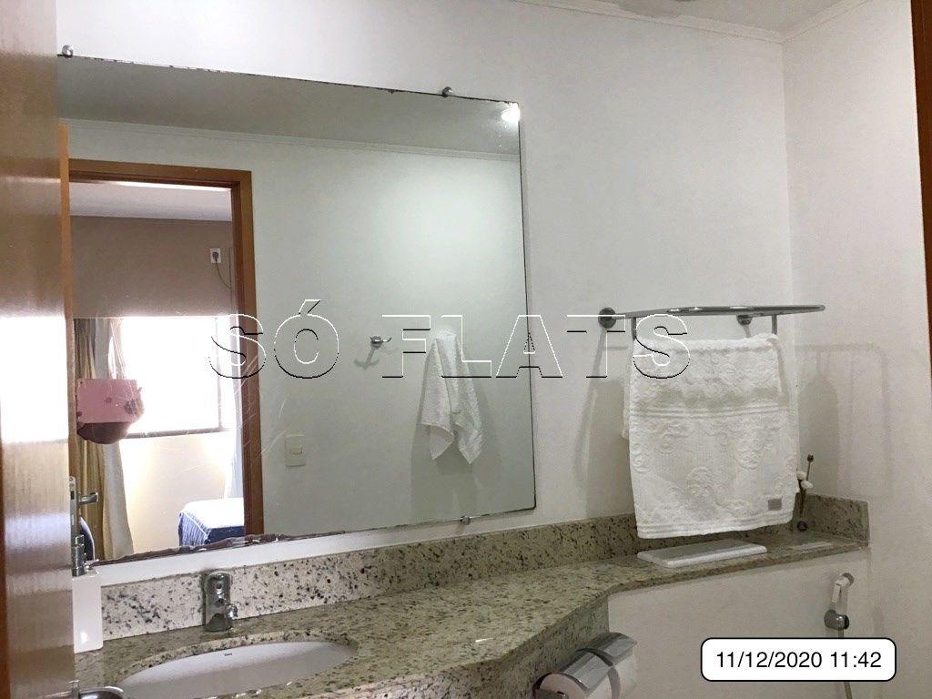 Flat para Locação - Vila Mariana (Fora do Pool)