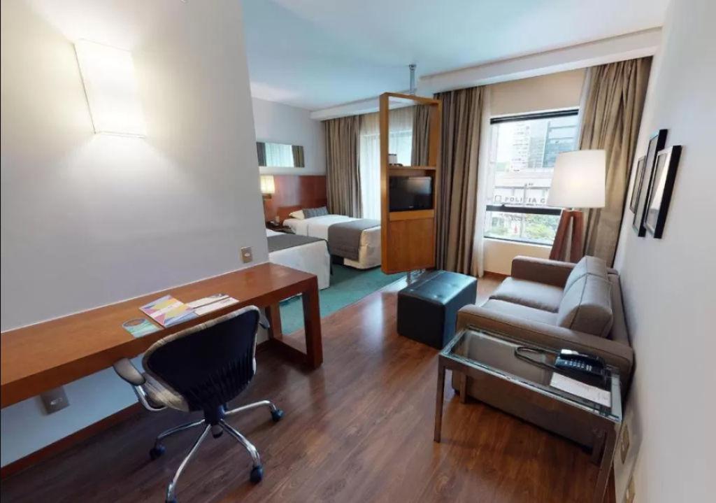 Flat de 1 dormitório à venda em Brooklin, São Paulo - SP