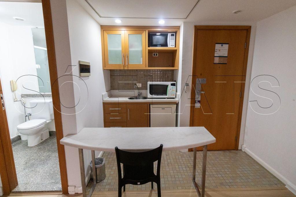 Flat de 1 dormitório à venda em Tatuapé, São Paulo - SP