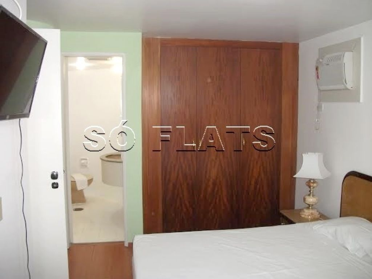 Flat de 1 dormitório à venda em Liberdade, São Paulo - SP