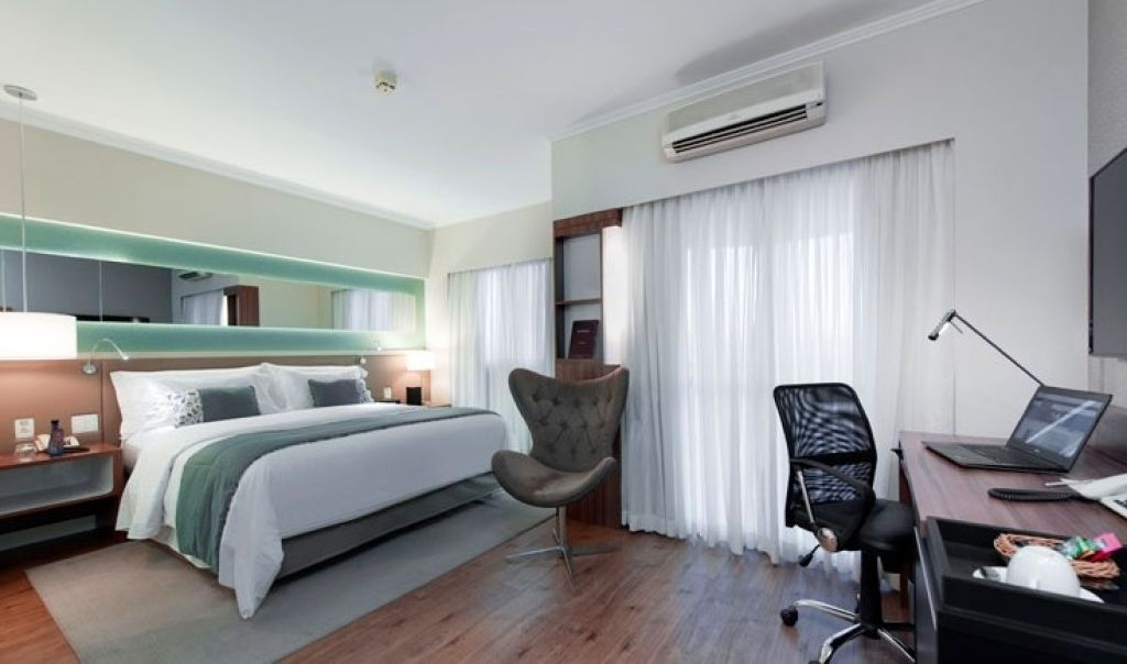 Flat de 1 dormitório à venda em Itaim Bibi, São Paulo - SP