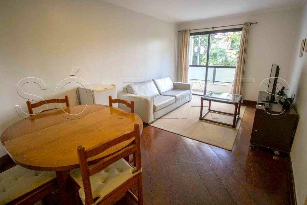 Flat de 2 dormitórios à venda em Cerqueira César, São Paulo - SP