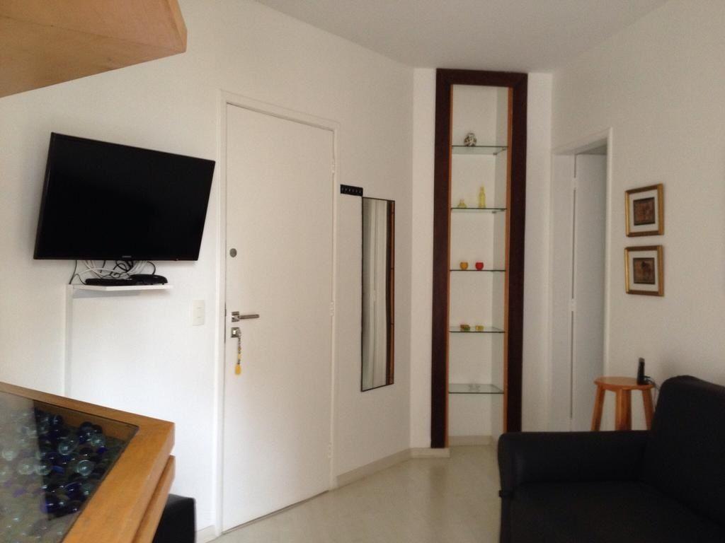 Flat de 1 dormitório à venda em Ibirapuera, São Paulo - SP