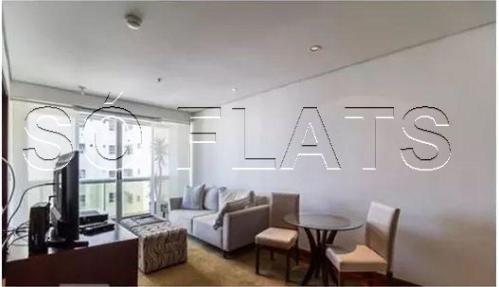 Flat para Venda - Itaim Bibi (Fora do Pool)